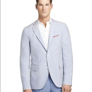 Brooks Brothers Stripe Blazer 44R